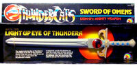 LJN Toyline: Sword of Omens