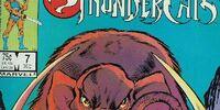 Issue 07: Back to Thundera