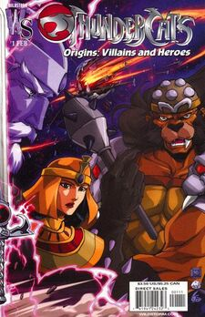 Thundercats origins villains and heroes