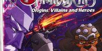 Origins: Villains and Heroes