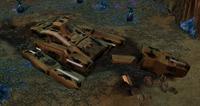 Kodiak Wreckage