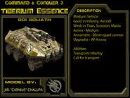 TEManual GDI Goliath