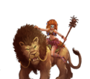 Noble Lion (Mount)