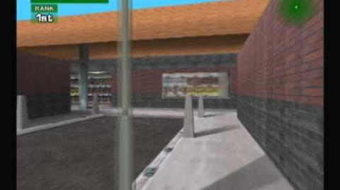 Timesplitters 1 showcase Mall