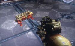 Harpoon Gun TS3