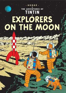 Explorers on the Moon Egmont