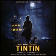 The Adventures of Tintin (soundtrack)