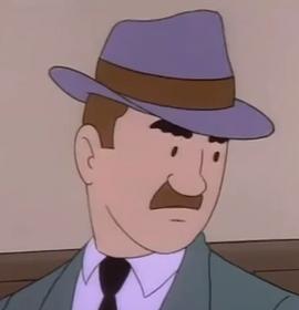 Inspector Chambers Tintin