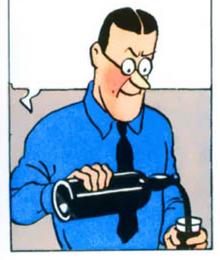 Bobby Smiles in comic