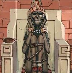 Rascar capac mummy