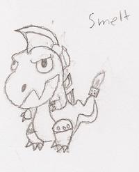 Smelt Monster