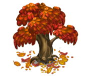 Decoration 2x2 debris tree autumn tn@2x