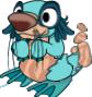 Monster rivermonster mythic baby