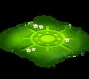 Decoration 2x2 crop circle light tn@2x