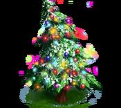 Decoration 2x2 christmas tree lightsnow tn@2x
