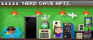 Nerd Cave Apartments