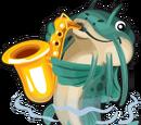 Jazz Sax Catfish