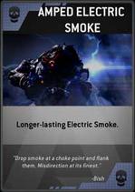 Amped Electric Smoke