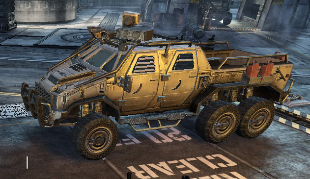 Car Gauntlet Titanfall