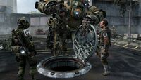 Titan-puts-man-in-hole