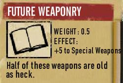 Future Weaponry