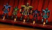 Tribunal armor