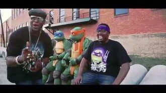 """""""Rock The Halfshell"""" by Partners In Kryme - Official Video"""