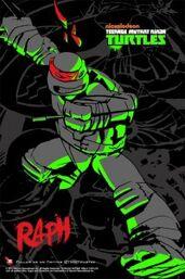 TMNT POSTER RAPH-e1302129300943