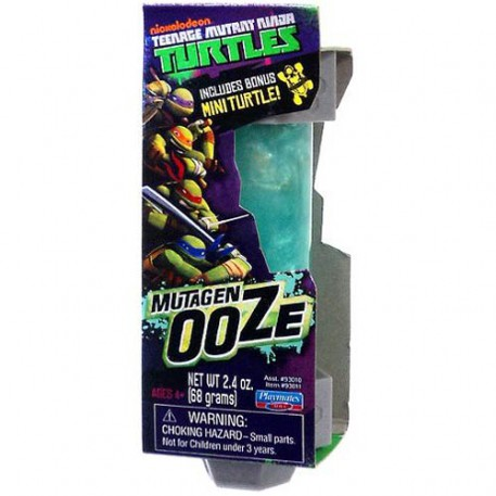 Teenage Mutant Ninja Turtles Mutagen Ooze (colored)