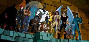 JusticeForce(S5Ep12)
