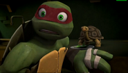 Raph busted