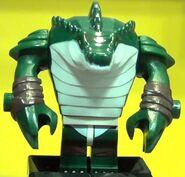 Leatherhead minifigure