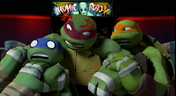 Leo Raph Mikey fight