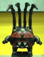Spider bytez minifigure