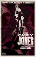 SDCC Casey Jones poster