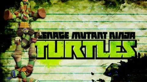 TMNT 2012 - Theme Song Lyrics