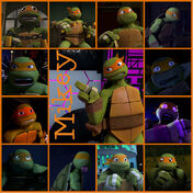 Tmnt mikey collage by culinary alchemist-d60y8yf