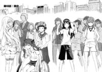 Toaru Kagaku no Railgun Manga Chapter 044