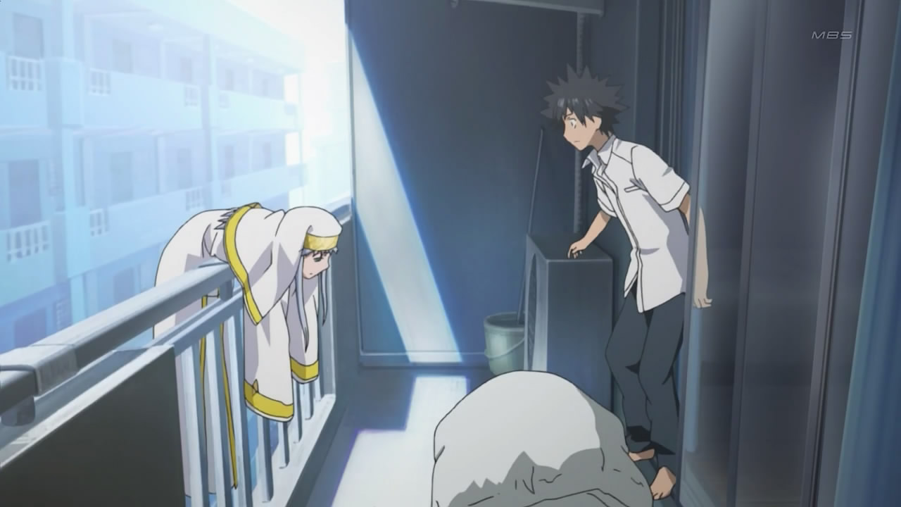 the Toaru Majutsu no Index
