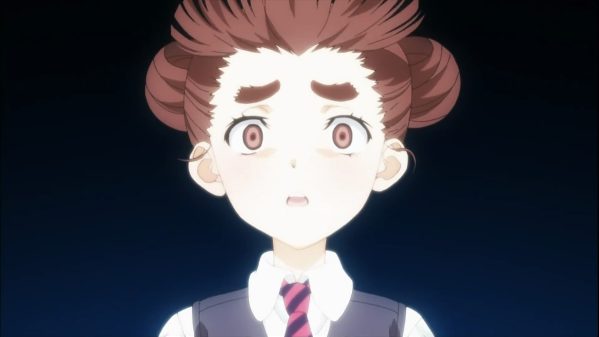 Favorite Eyebrows Girl Anime