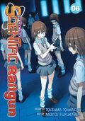 A Certain Scientific Railgun Manga v06 cover