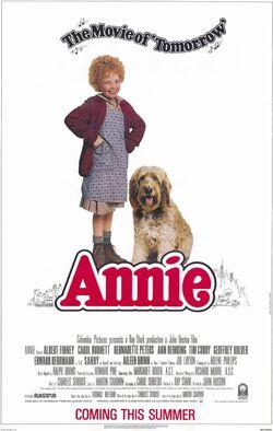 Annie 1982