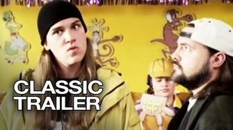 Jay and Silent Bob Strike Back (2001) Official Trailer 1 - Kevin Smith HD