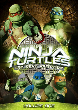 Ninja Turtles The Next Mutation