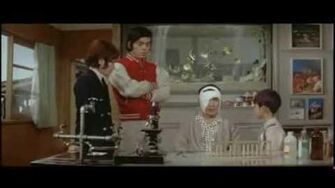 Godzilla vs Hedorah Godzilla vs the Smog Monster (1971) - trailer