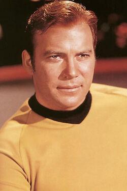 Captain James T. Kirk tos