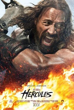 Hercules The Thracian Wars Official Poster 1