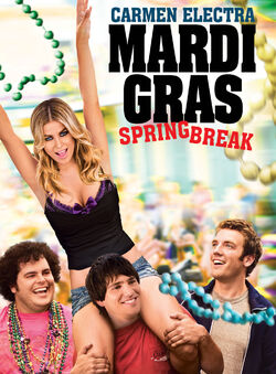 Mardi Gras Spring Break