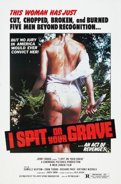I Spit on Your Grave 1978