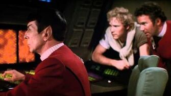 Star Trek II The Wrath of Khan - Trailer